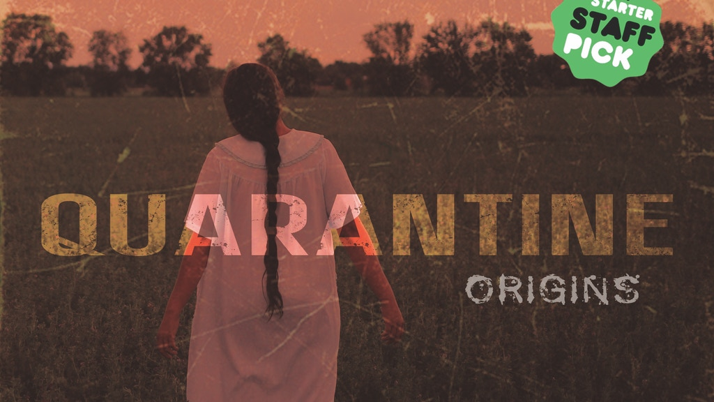 Quarantine: Origins project video thumbnail