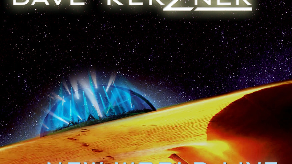 """""""New World Live"""" Album, Concert & Video by Dave Kerzner project video thumbnail"""