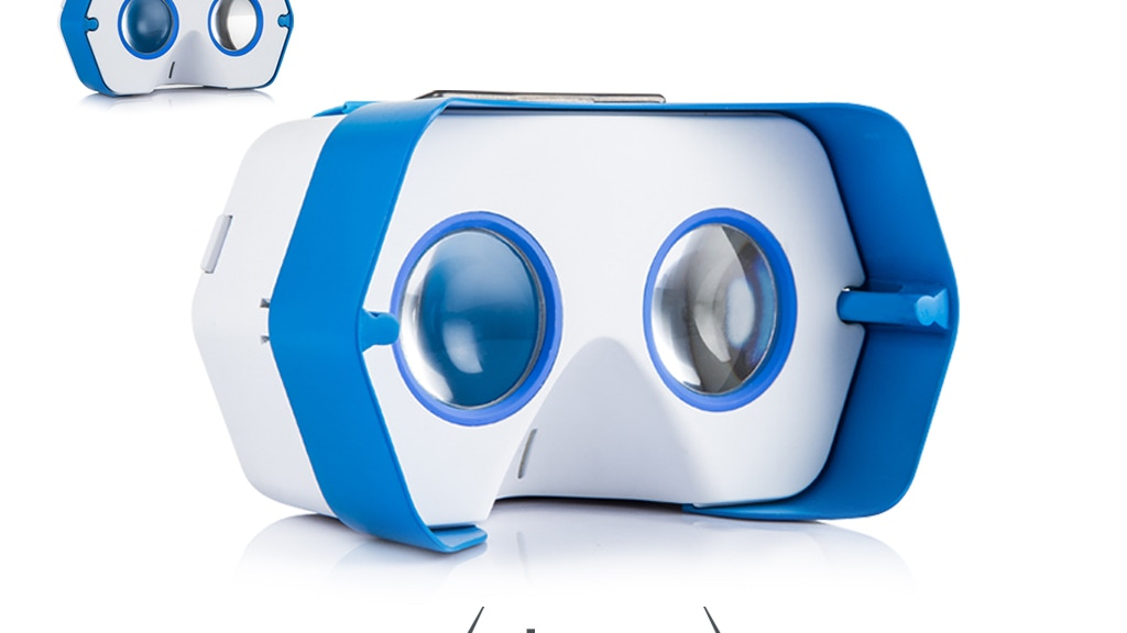 dscvr : a roadworthy Virtual Reality headset for smartphones project video thumbnail