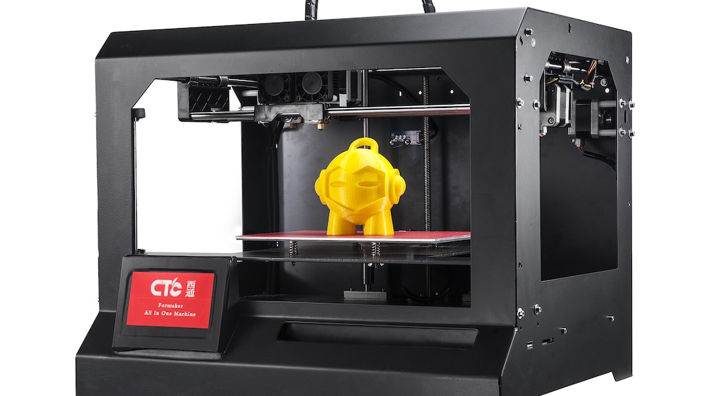 Formaker: A 4-in-1 3D Printer project video thumbnail