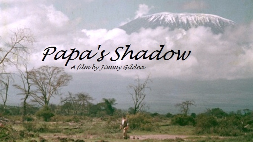 Papa's Shadow: Hemingway in East Africa project video thumbnail