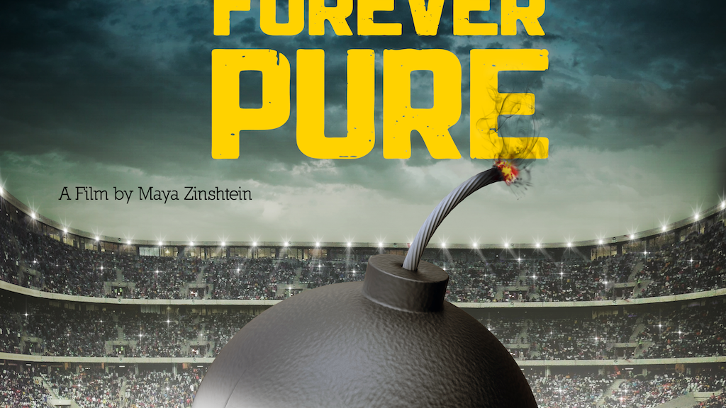 FOREVER PURE: A team spiralling out of control. DOCUMENTARY project video thumbnail