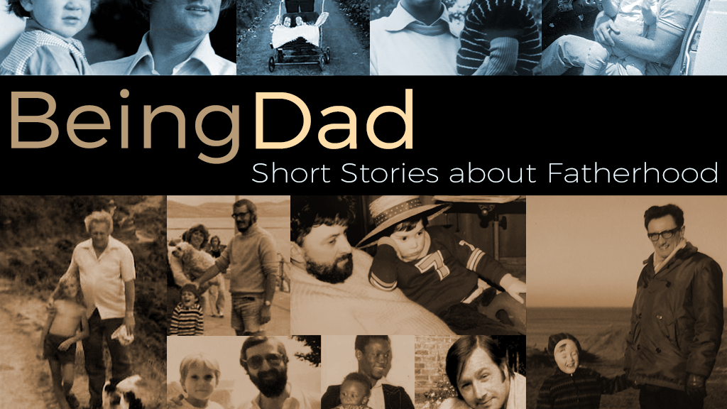 An anthology of short fiction about modern fatherhood. Brand new stories from 16 writer-dads.