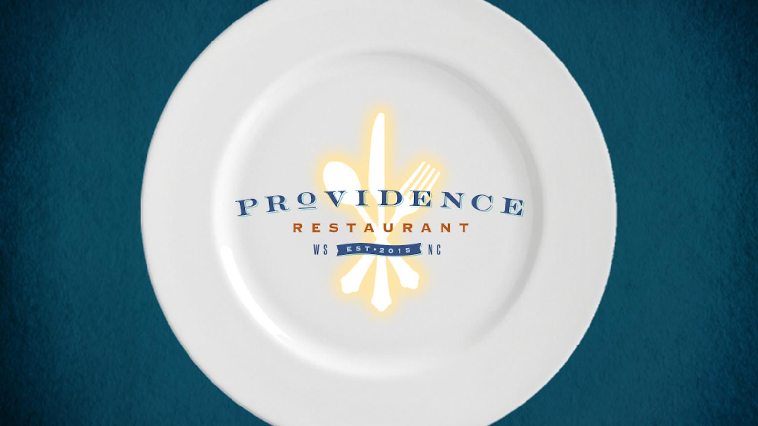 Providence Restaurant by Jeff Bacon — Kickstarter