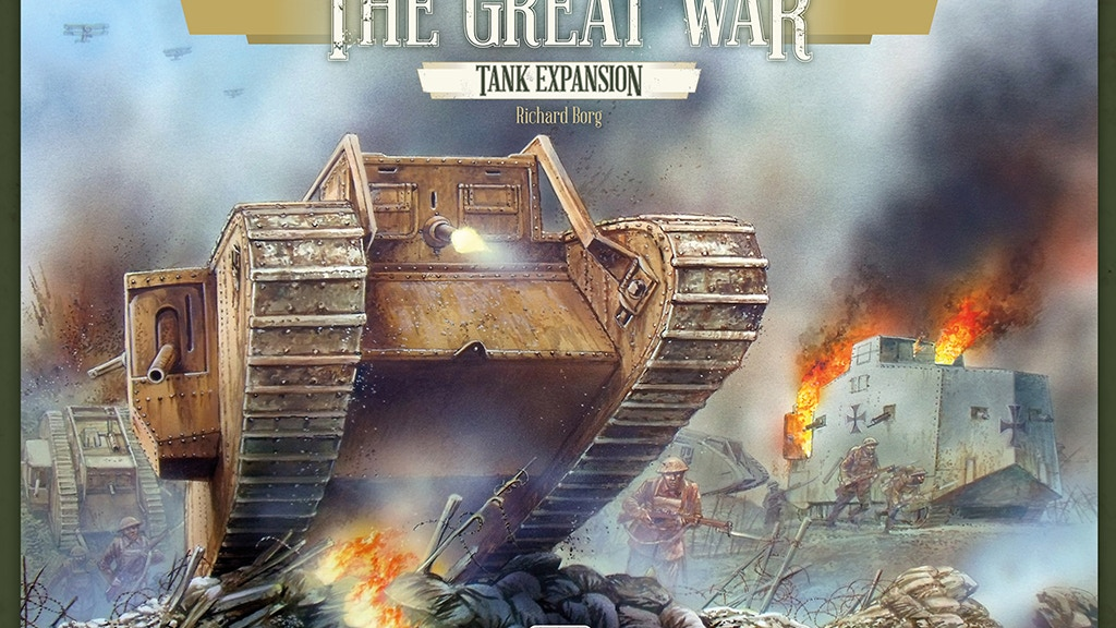 Tank! An expansion pack for The Great War project video thumbnail