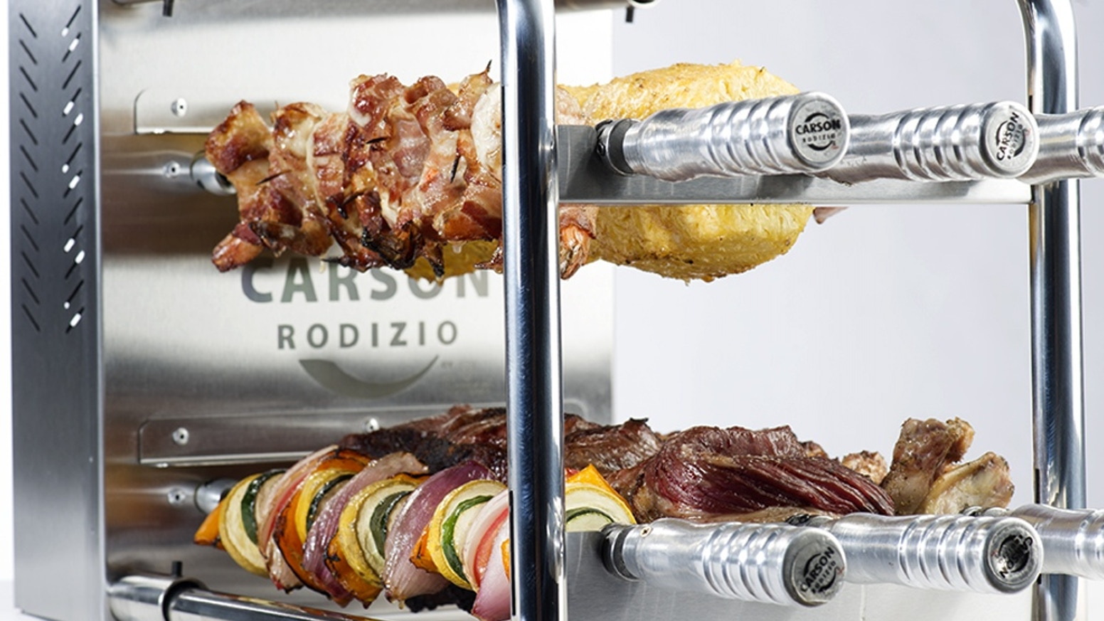 Convert your backyard grill into a nosh your face off Brazilian style steakhouse.