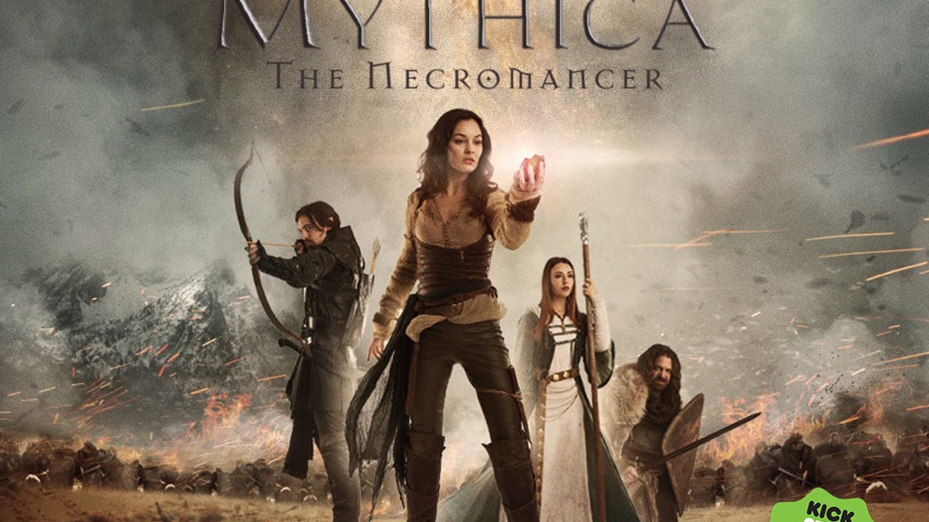 Mythica 3: The Necromancer - starring Kevin Sorbo project video thumbnail