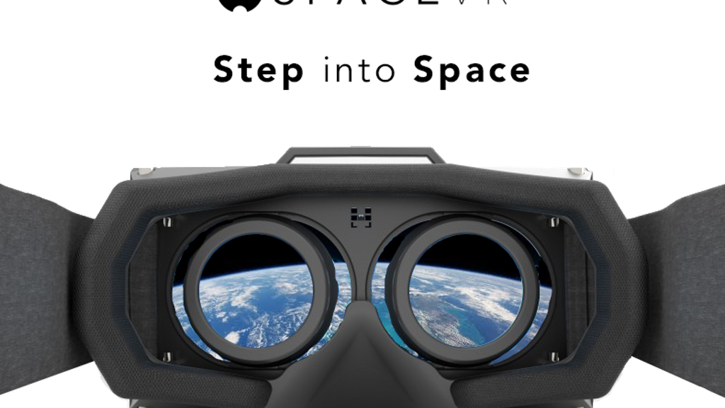 SpaceVR: Step into Space project video thumbnail