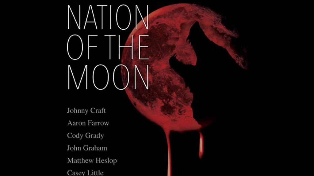 Nation of the Moon Anthology Book project video thumbnail