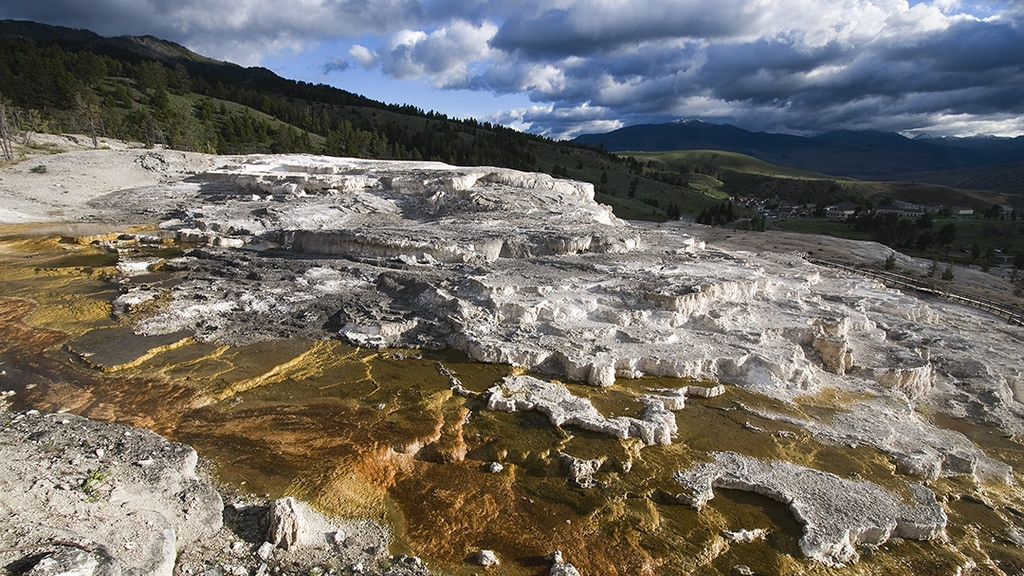 Yellowstone National Park: Through the Lens of Time project video thumbnail