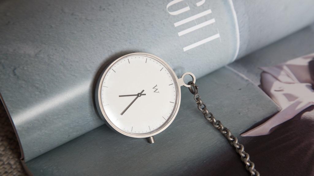 The Pocket Watch. Modern. Minimal. Unisex. project video thumbnail