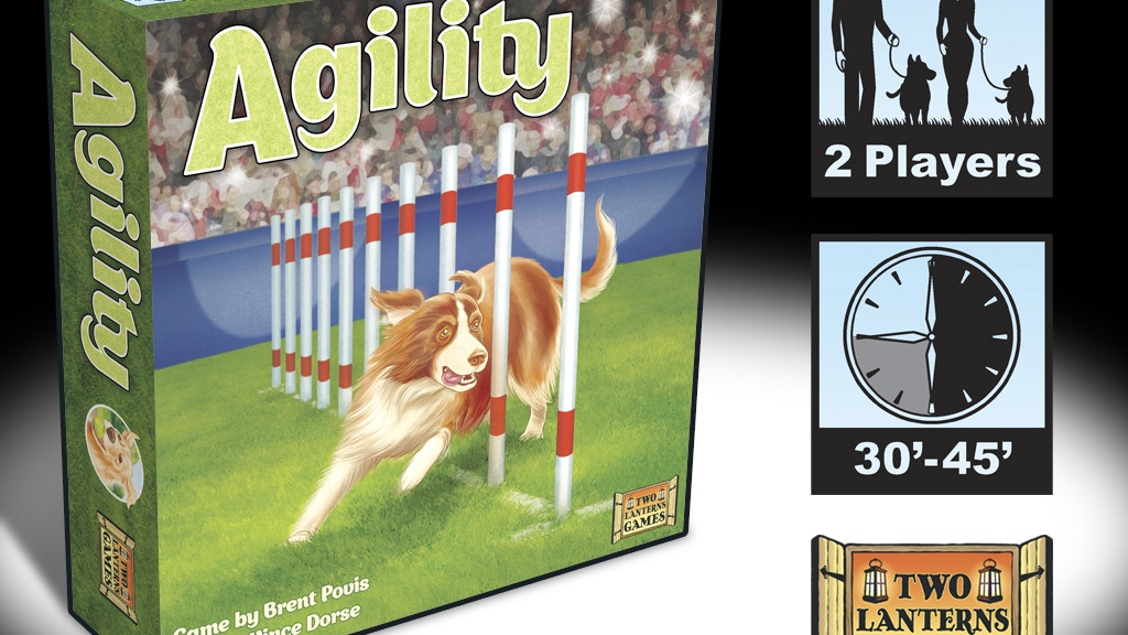 Agility: Adopt a dog, own a strategy  (2 Players) project video thumbnail