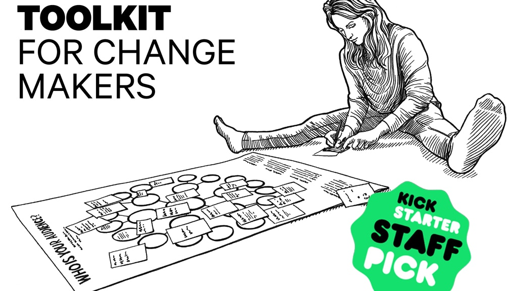 Branding Toolkit for Changemakers project video thumbnail