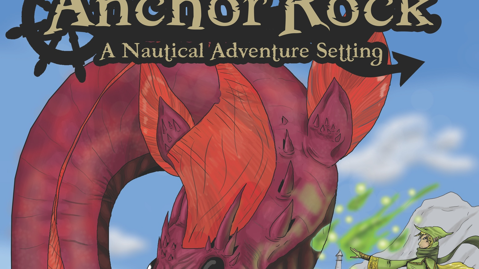 Anchor Rock - An Adventure Setting for Pathfinder and D&D by