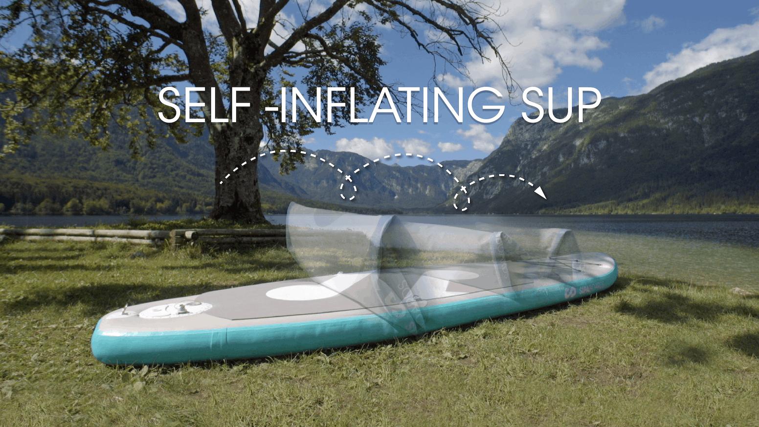 The SUP revolution: Self-inflating SipaBoards Air by SipaBoards Team —  Kickstarter