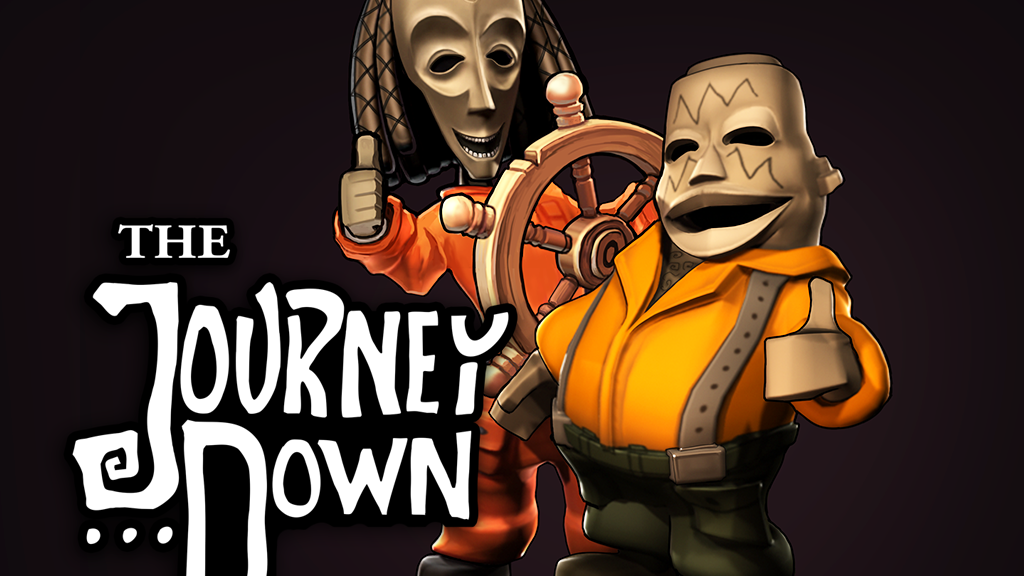 The Journey Down project video thumbnail