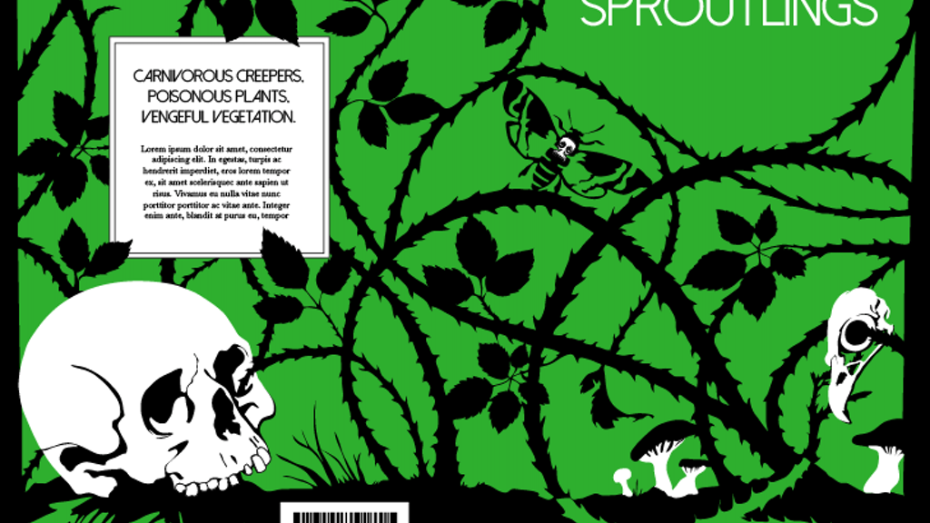 SPROUTLINGS: A Compendium of Little Fictions #sproutlings project video thumbnail