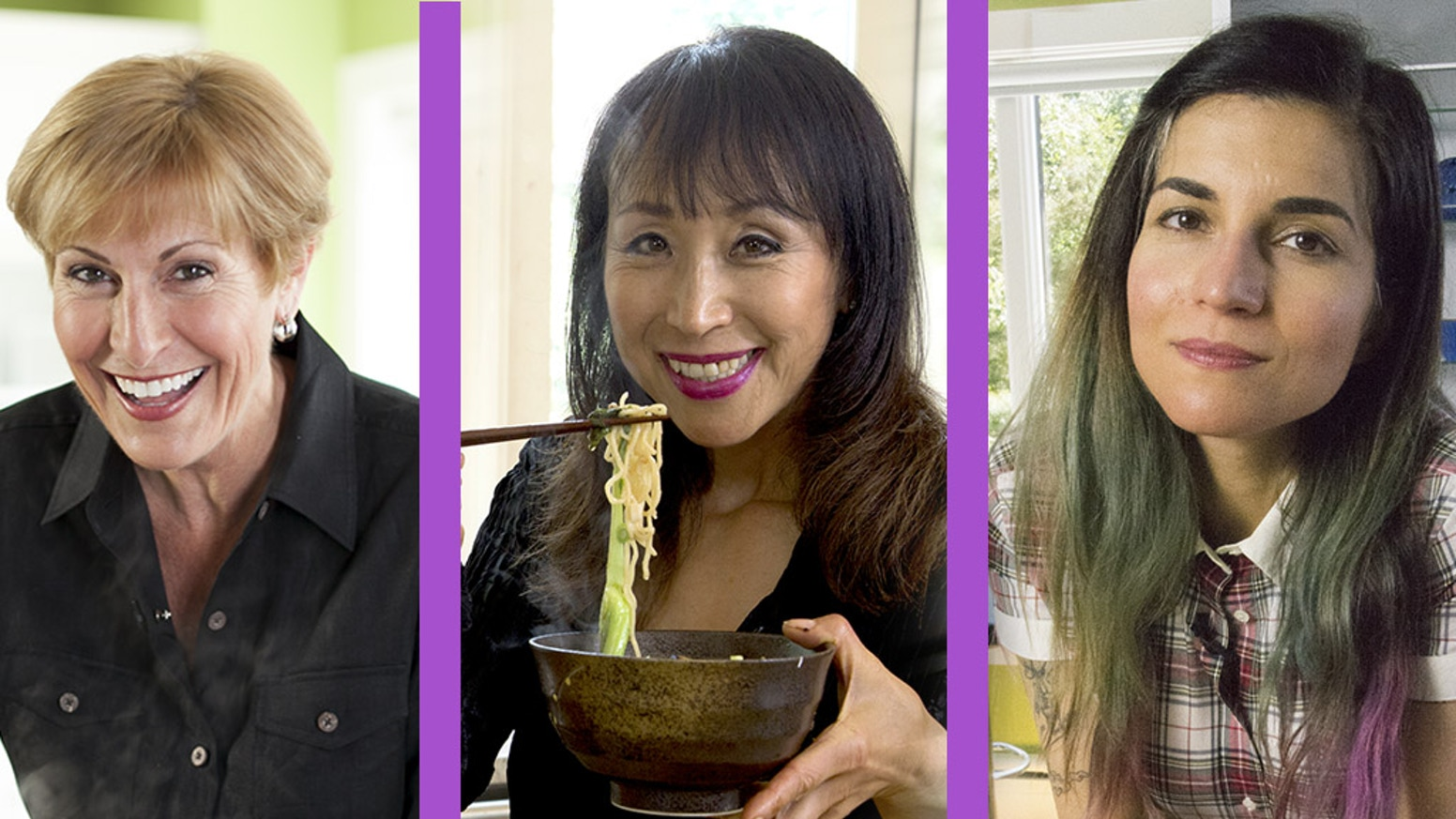 Prepping Vegan Mashup Season 3 for Winter 2016 by Delicious TV