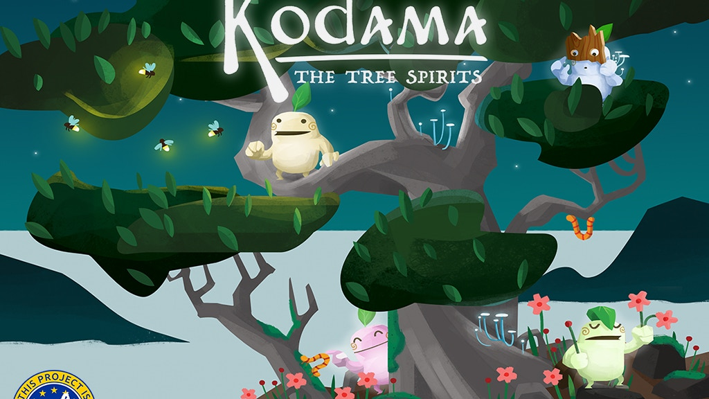 Kodama: The Tree Spirits project video thumbnail