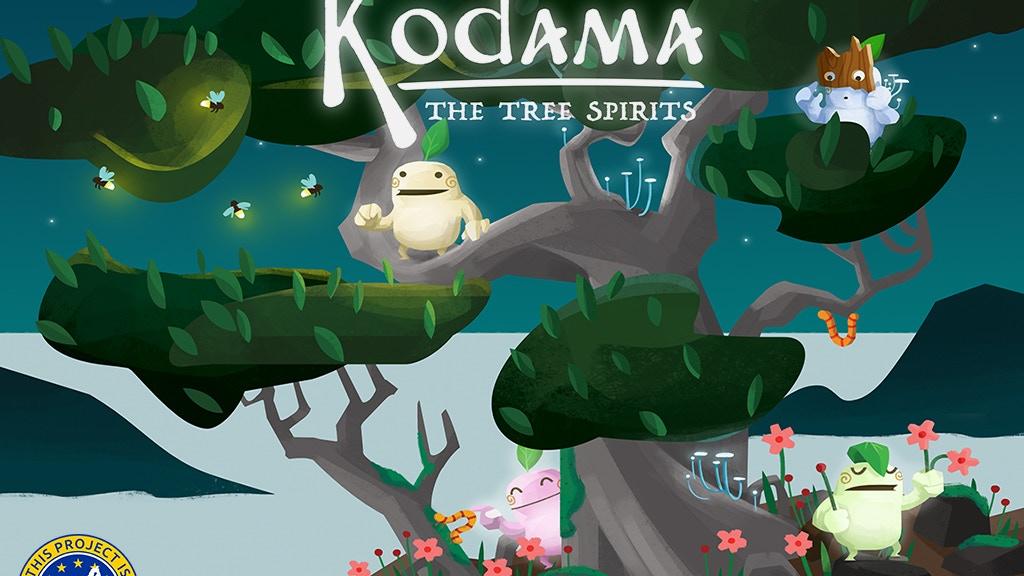 Kodama: The Tree Spirits project video thumbnail