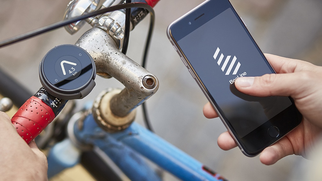 BeeLine - smart navigation for bicycles, made simple project video thumbnail
