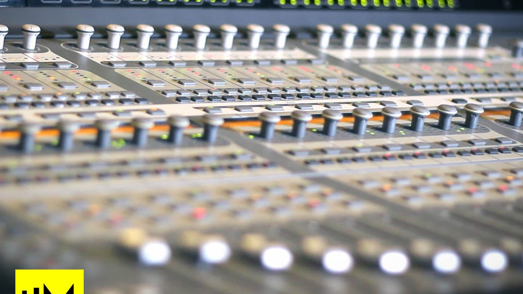 World's first pop-up mastering studio project video thumbnail