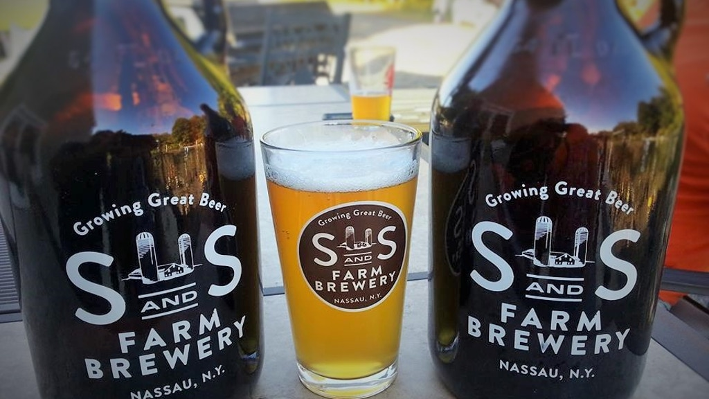 S&S Farm Brewery: Building our Farm Taproom project video thumbnail