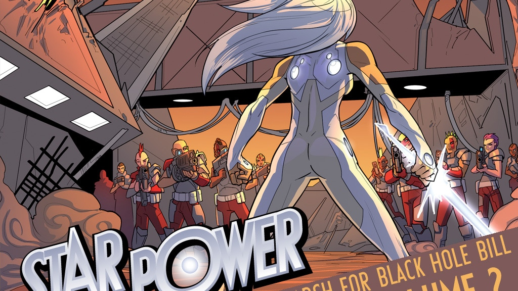 Star Power and the Search for Black Hole Bill project video thumbnail