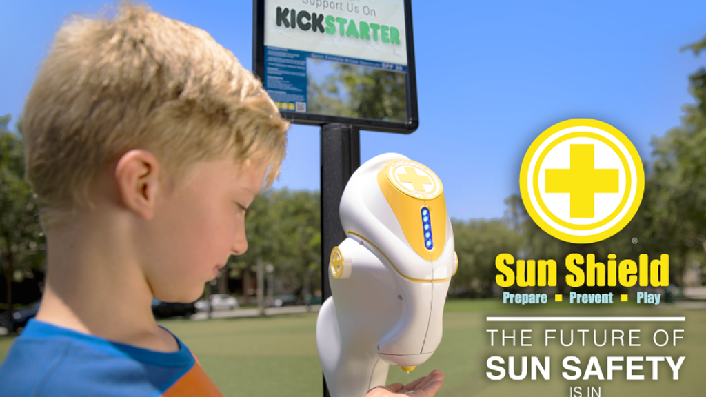 Sun Shield: The World's Most Innovative Sunscreen Dispenser project video thumbnail