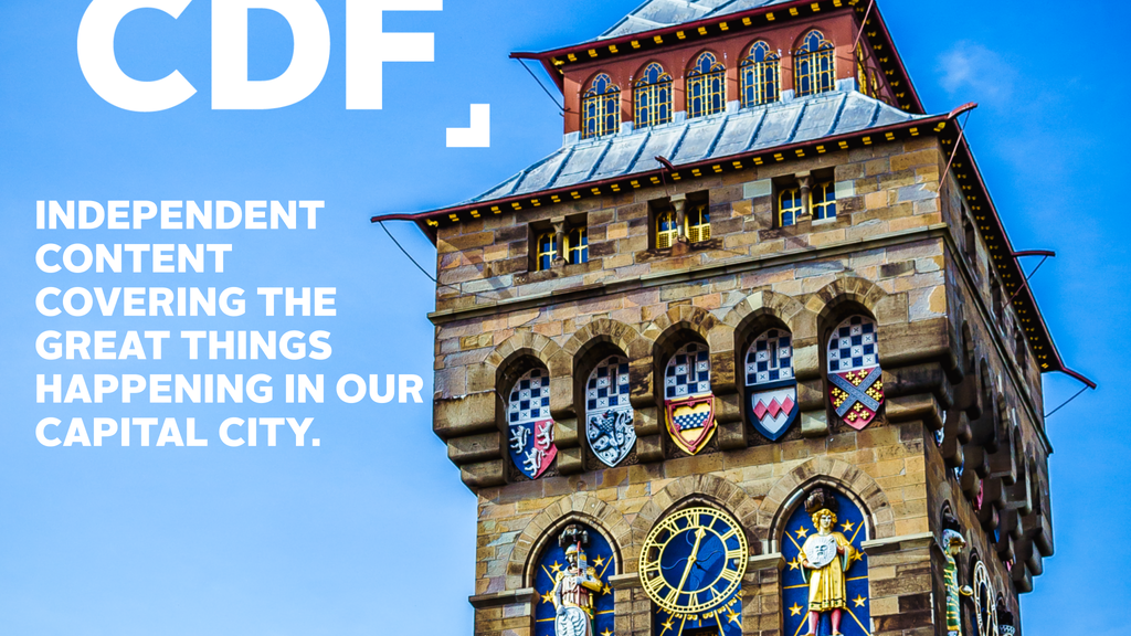 The CDF - Raising Funds to Retain Independence. project video thumbnail