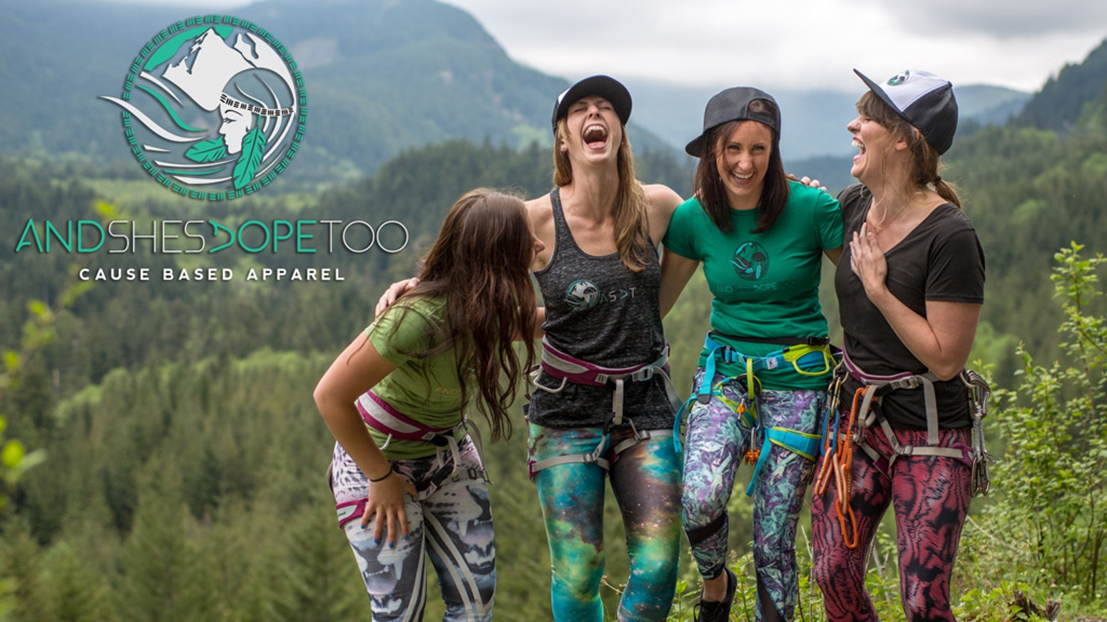 A world-wide collective created to help women pursue an active lifestyle of adventure, support one another & protect our wild places.