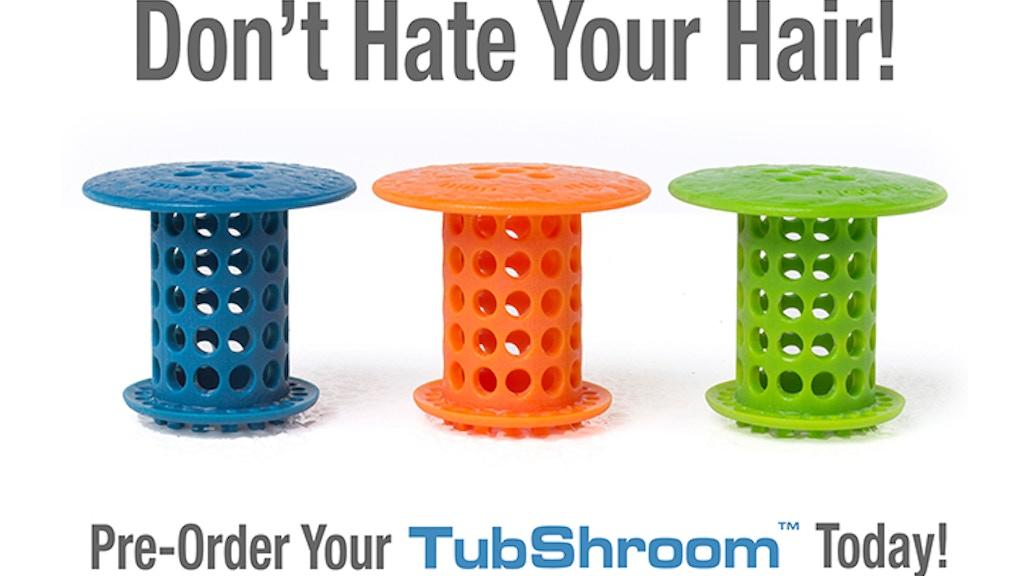 TubShroom™ - World's Best Minimalist Strainer | Hair Catcher project video thumbnail