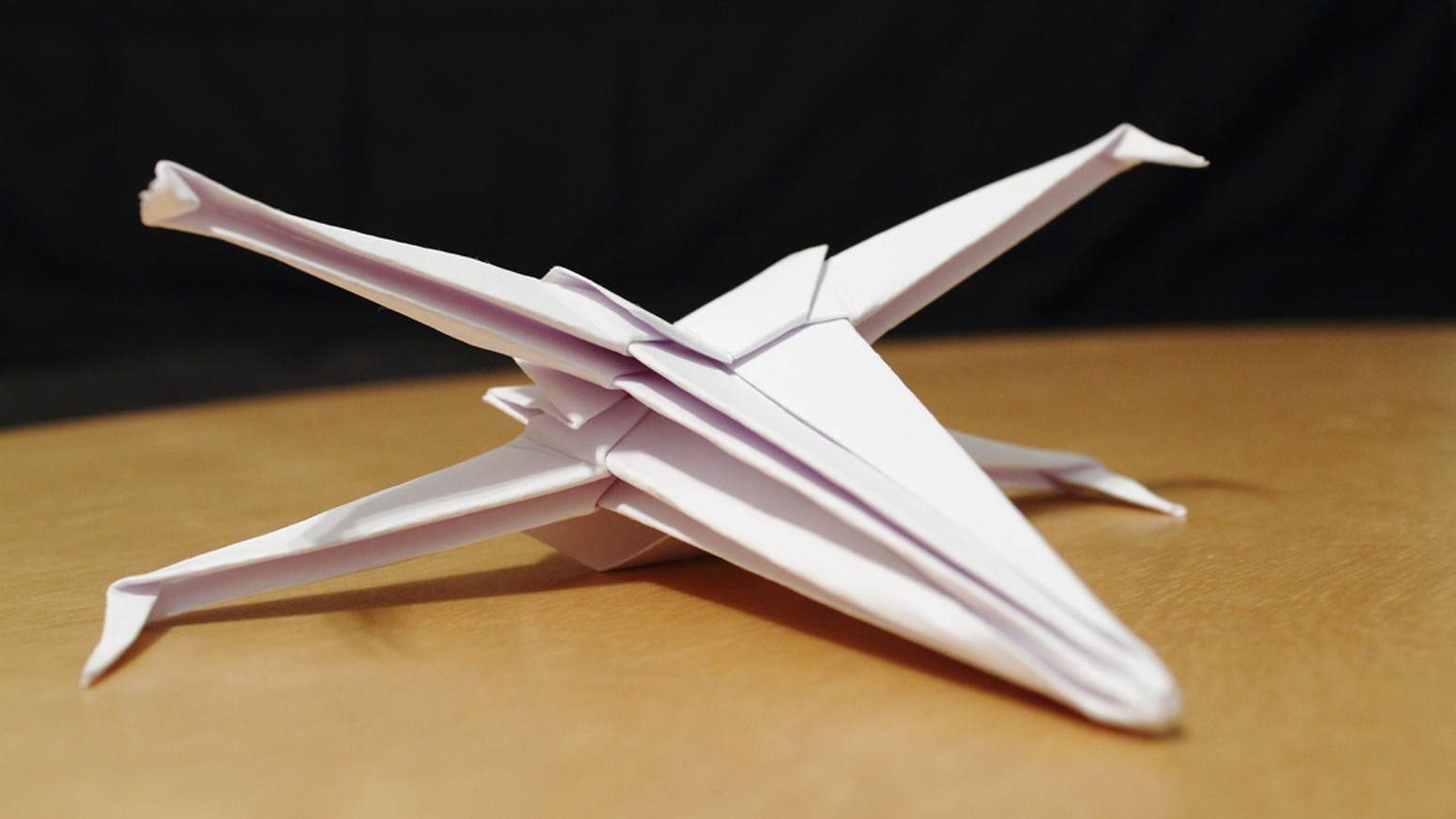 Paper plane heaven by yenthe heyvaert kickstarter have you always dreamed about a paper x wing double decker or an f 16 that could actually fly its your lucky day jeuxipadfo Images