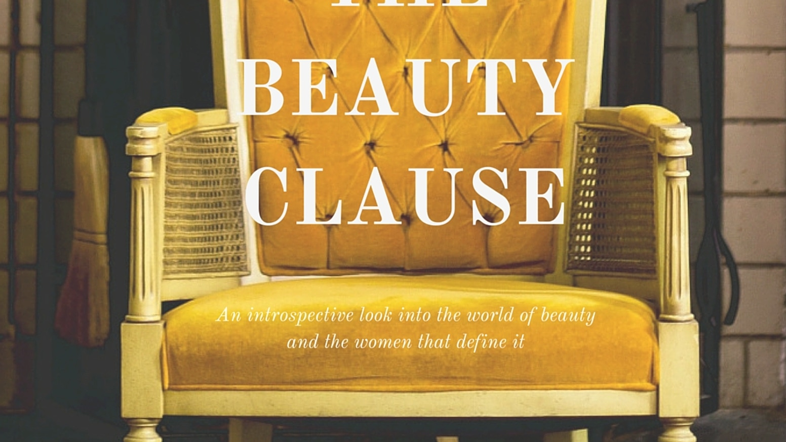 The Beauty Clause is a book project dedicated to discovering, understanding, and celebrating beauty in cultures around the world.
