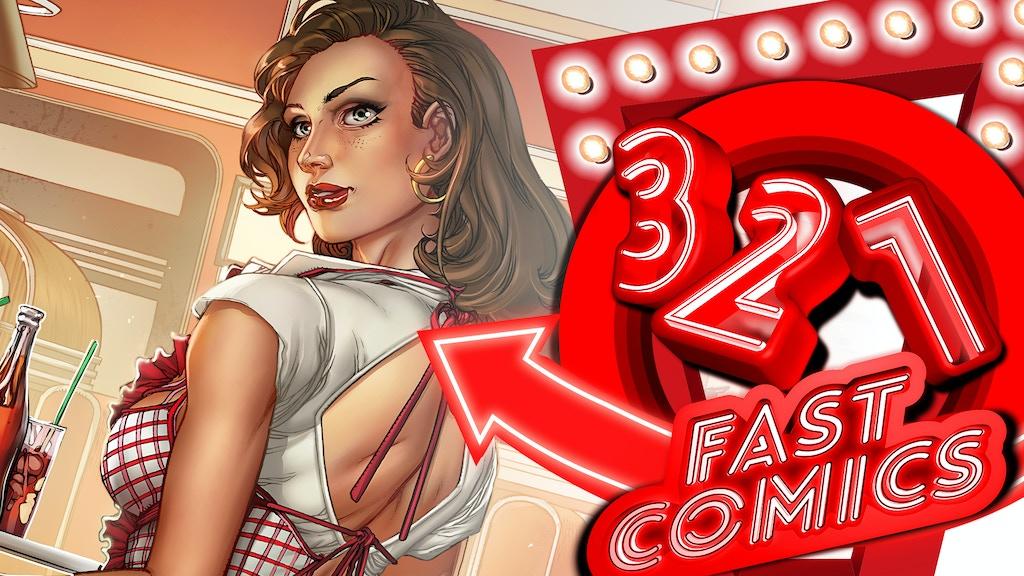 321: Fast Comics Vol. 2 project video thumbnail