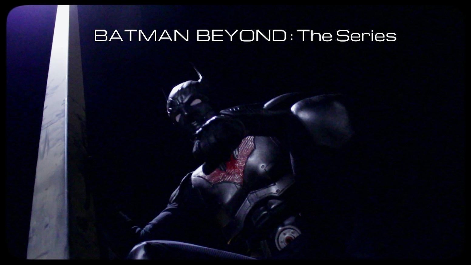 BATMAN BEYOND: The Series [DVD pre-order] by Nathan Lyles