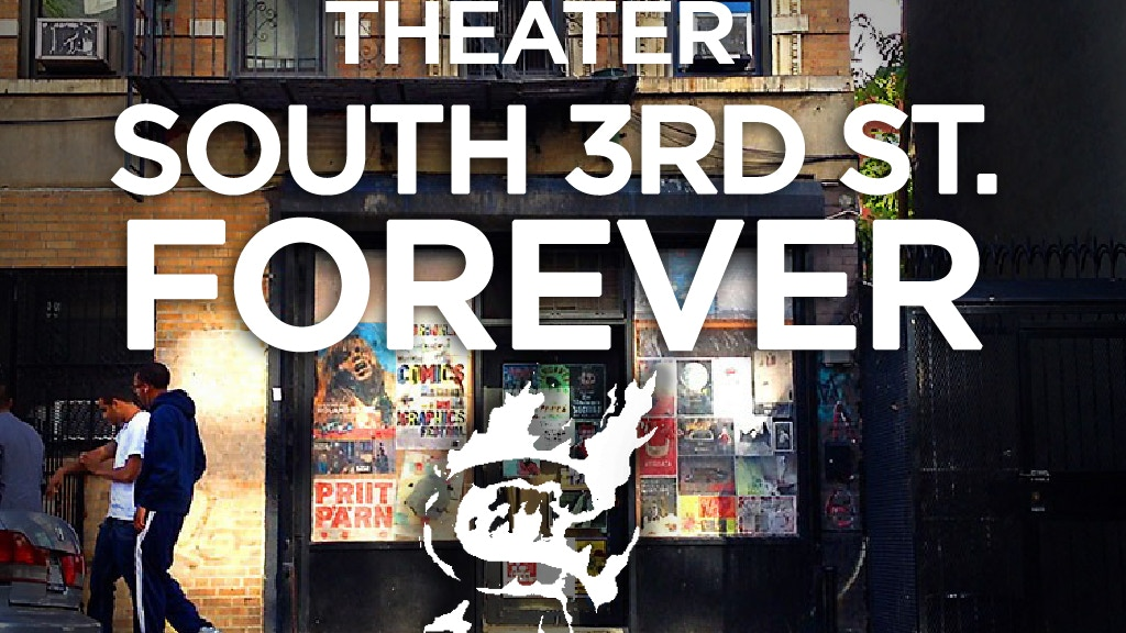 Spectacle Theater: South 3rd Street Forever! project video thumbnail