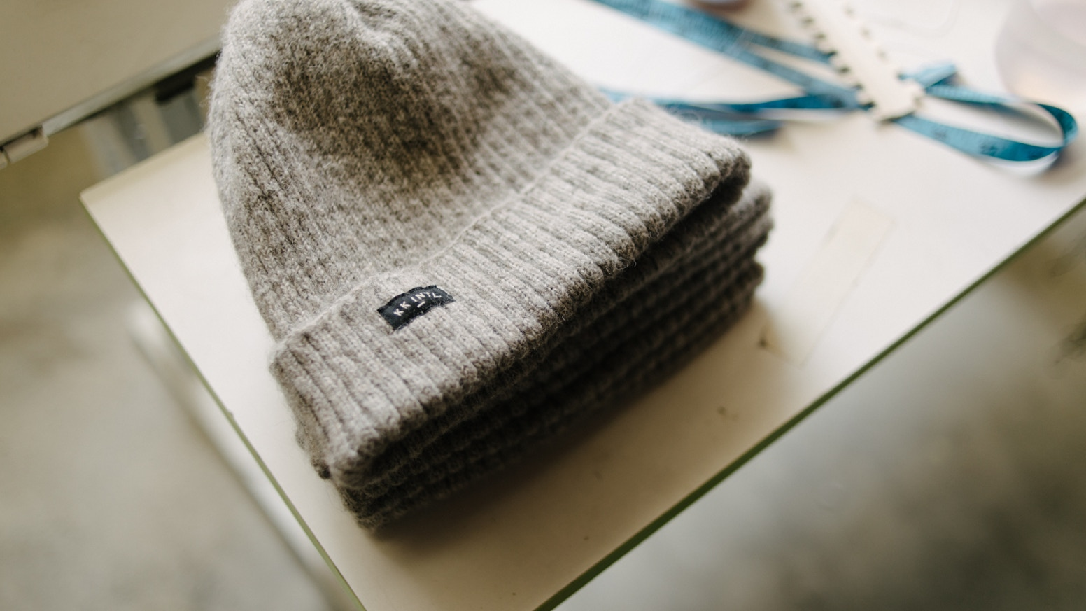 Well-designed and individually made, this beanie was created with careful considerations for its social and environmental impact.