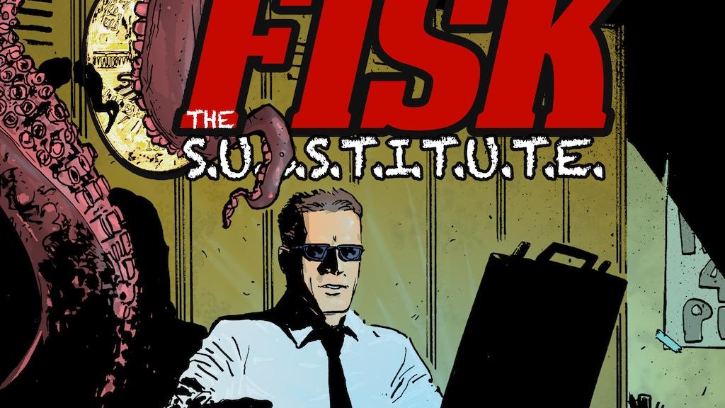 Fisk: The S.U.B.S.T.I.T.U.T.E. project video thumbnail