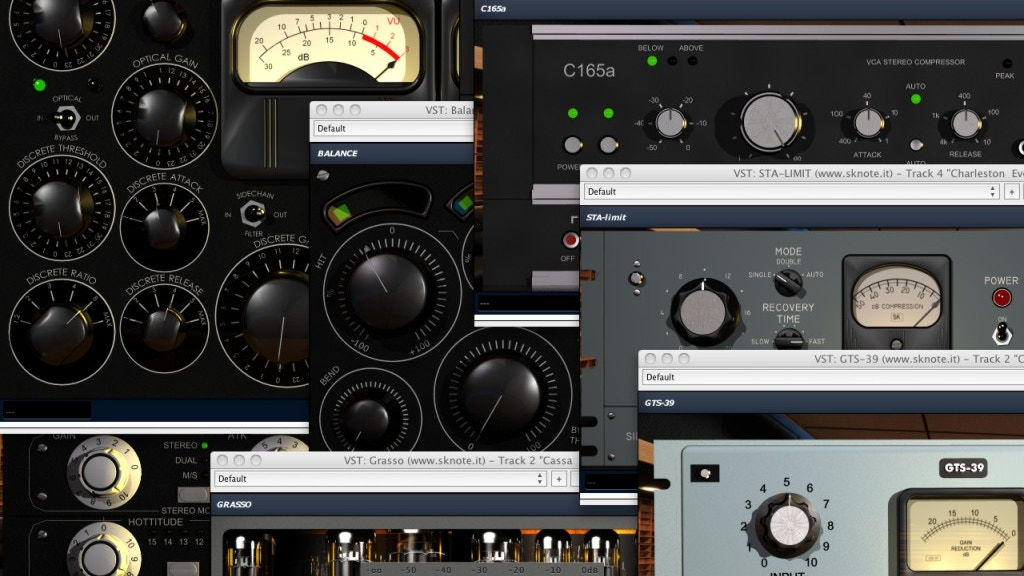 Project image for AAX-DSP Audio Plugins