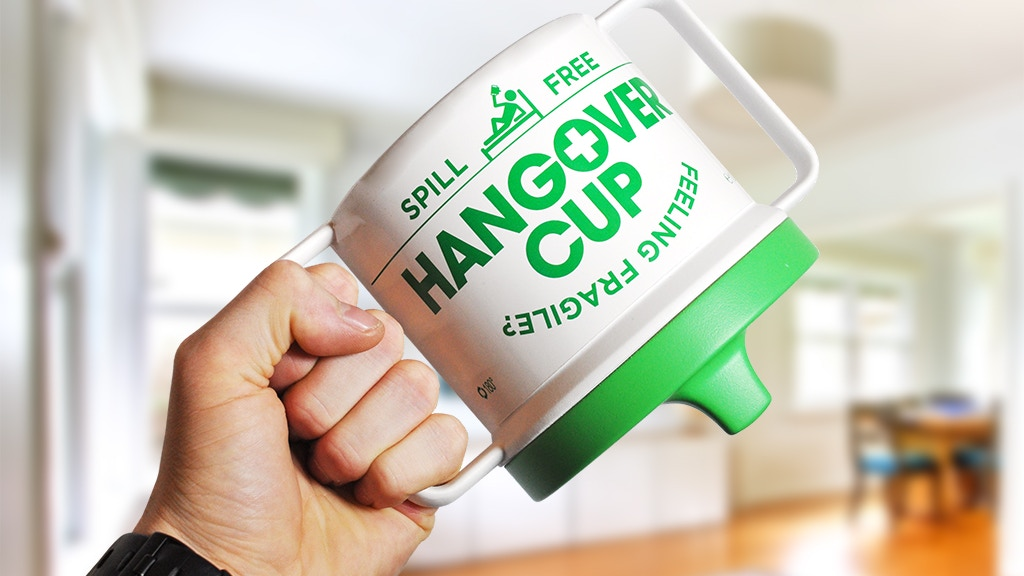 Hangover Cup project video thumbnail
