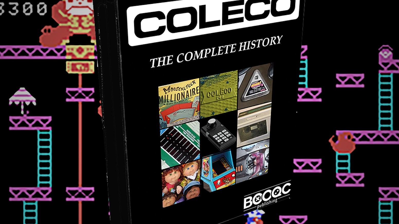 Coleco The Complete History By Antoine Clerc Renaud Etat De La