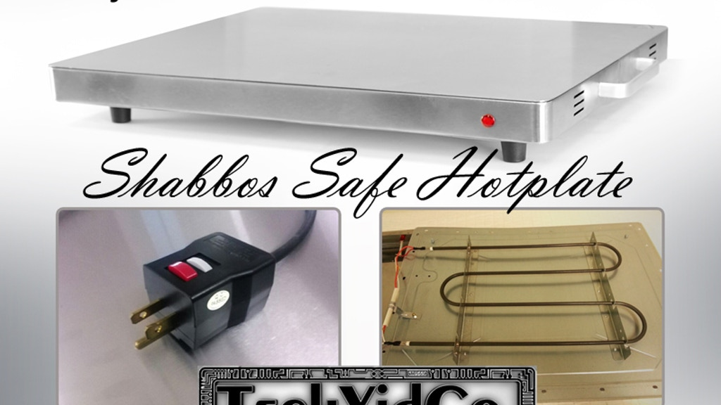 Shabbos Safe Hotplate (So You Can Truly Rest on Shabbat) project video thumbnail
