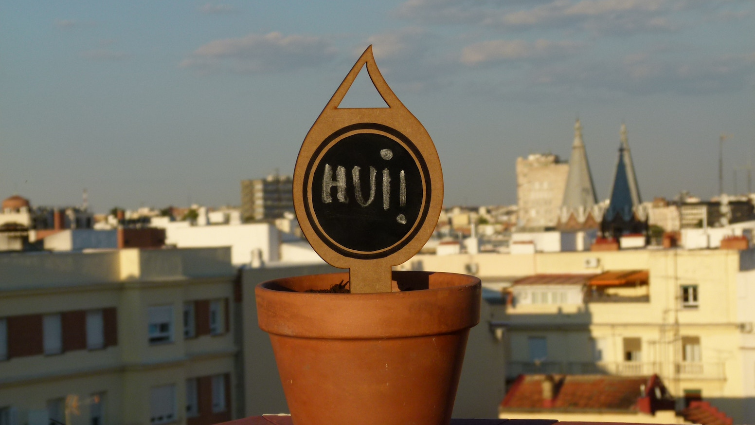 HUI! makes growing vegetables at home easier, more guided and less challenging!    HUI! te guía y ayuda a cultivar vegetales en casa.