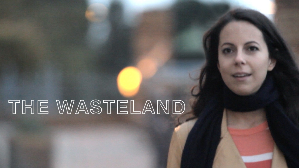 The Wasteland *Official Kickstarter Staff Pick* project video thumbnail