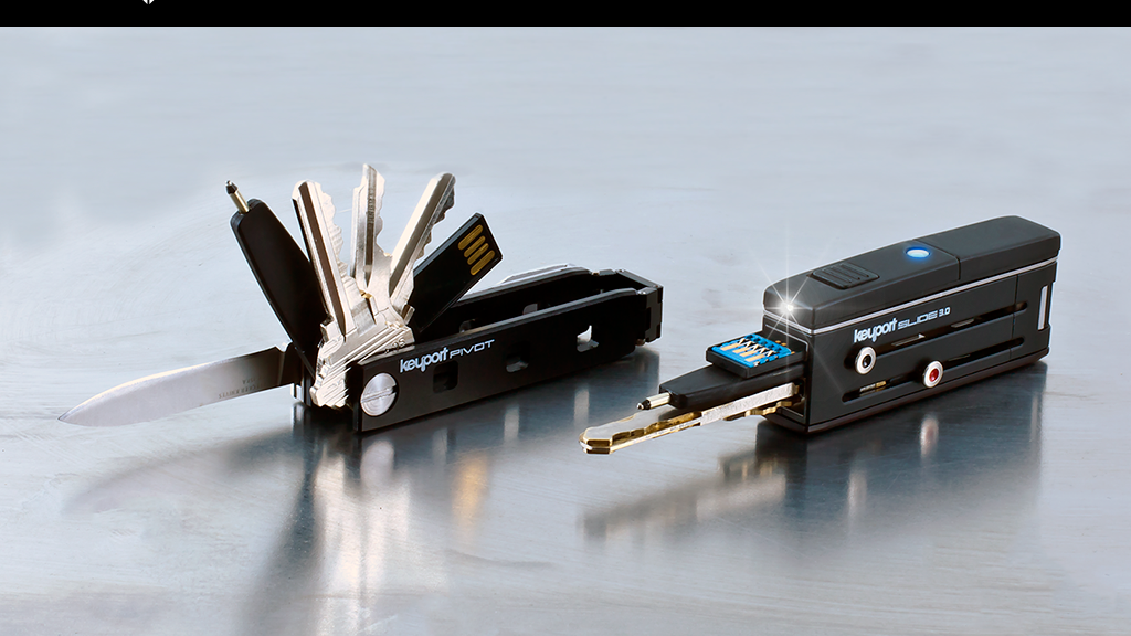 Keyport Modular Multi-Tools: Keys • Tools • Smart Tech project video thumbnail