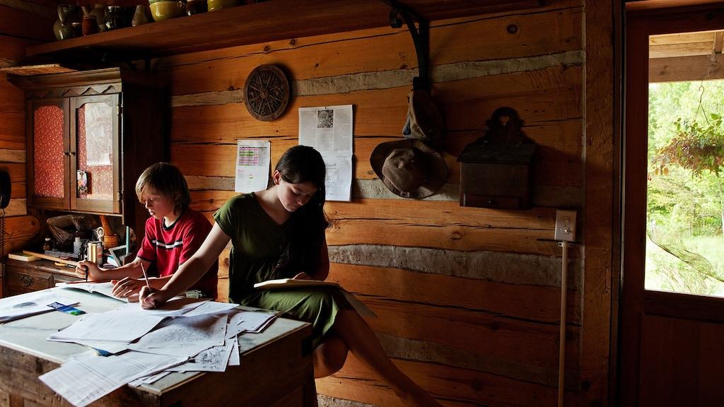 Homeschooled: A Photobook project video thumbnail