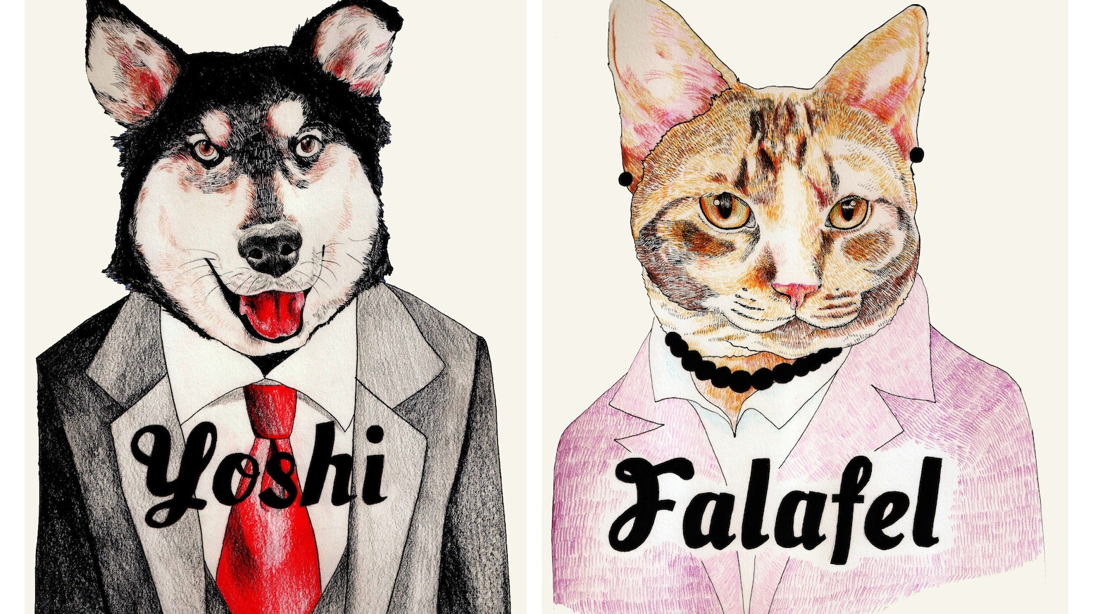 Animal and Pet Portraits - Great Christmas Gifts! by Michael ...