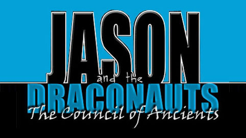 Jason and the Draconauts: The Council of Ancients project video thumbnail