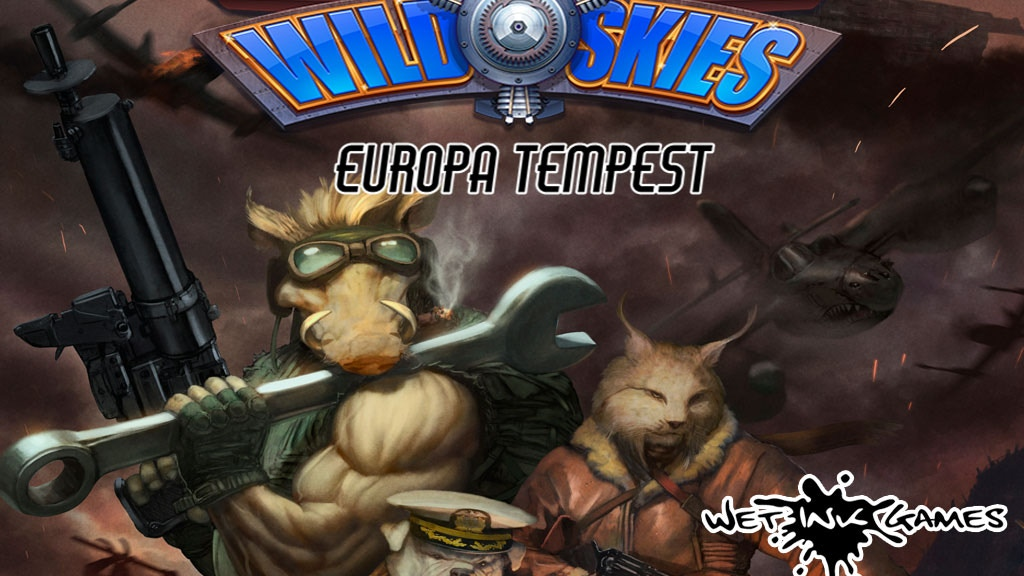 Wild Skies: Europa Tempest project video thumbnail